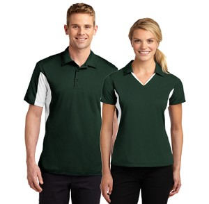 Colorblock Sport-Wick Polo
