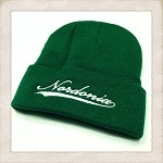 Nordonia Embroidered Beanie Hat