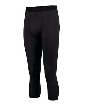 Augusta Hyperform Compression Pants (Calf-length)-YOUTH