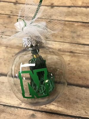 Nordonia Ornament - with Tassel